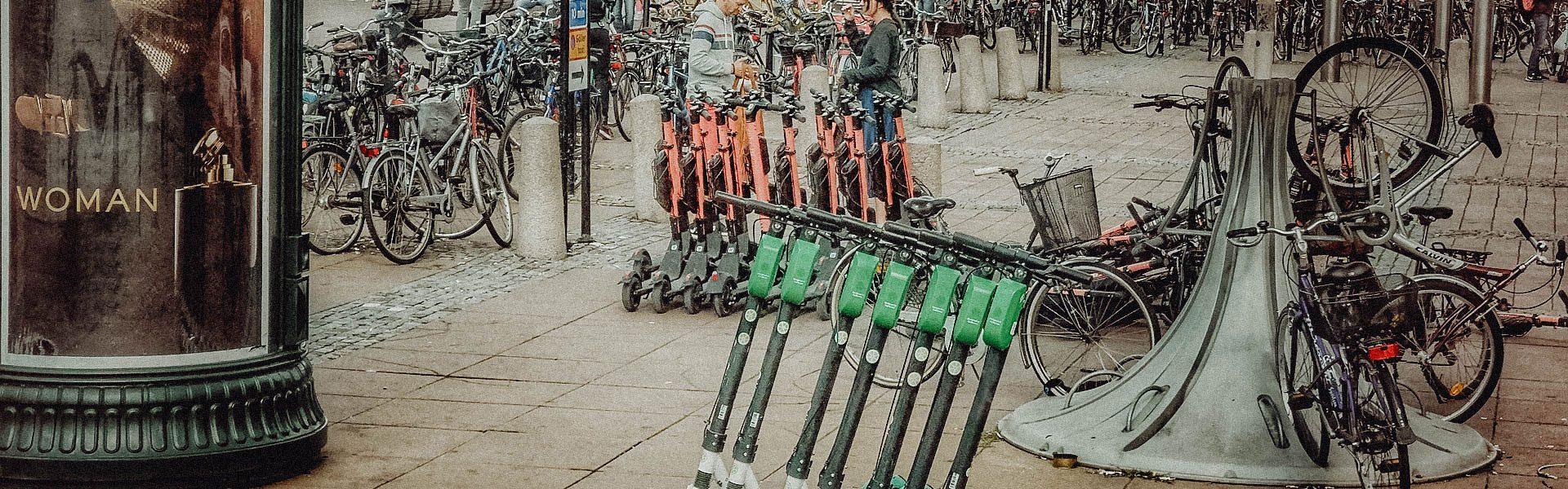 E-Scooter als Mobiltätslösung   SichtWeisen   Bild von Thomas Wolter auf Pixabay